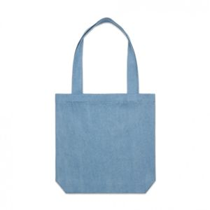 AS Colour- Denim Carrie Tote Thumbnail
